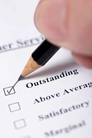 Customer Service Truly Outstanding Allegiance Title